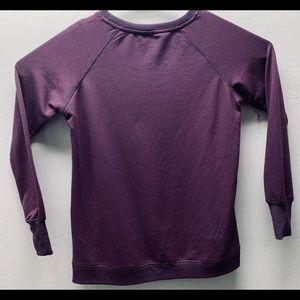 Danskin Long Sleeve Sweater w/ Thumbholes